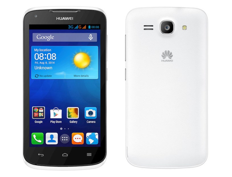 Huawei Ascend Y540 Smartphone Launched: Price, Specs