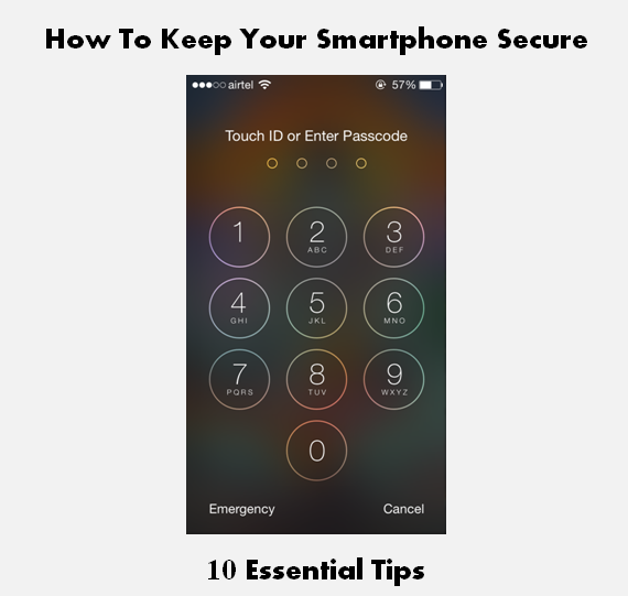 How To Keep Your Smartphone Secure-1