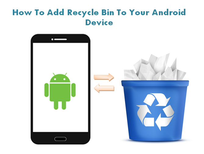 How to Add Recycle Bin To your Android Device