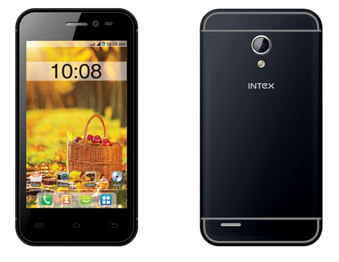 Intex Aqua 3G Star-3
