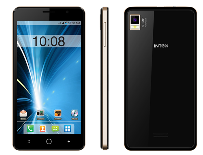 Intex Aqua Star L-4