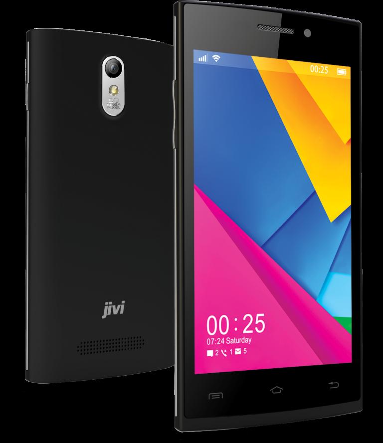 Jivi JSP 47 phone - Black