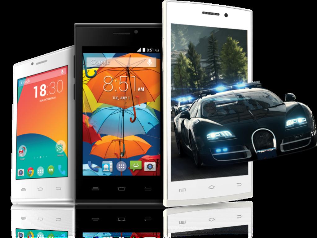 New Affordable Jivi Smartphones