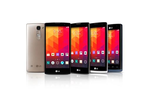 LG Magna, Spirit, Leon & Joy