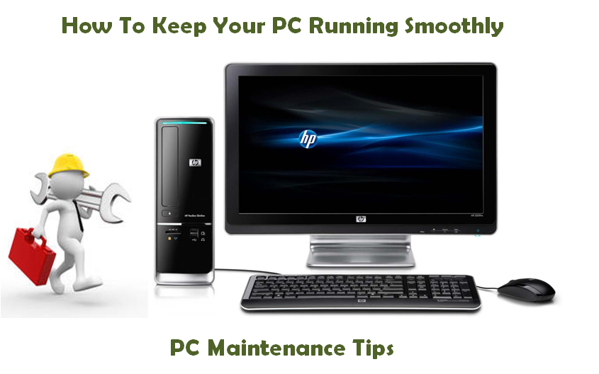 PC maintenance Tips