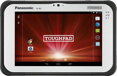 Panasonic Toughpad FZ-B2 Rugged Tablet