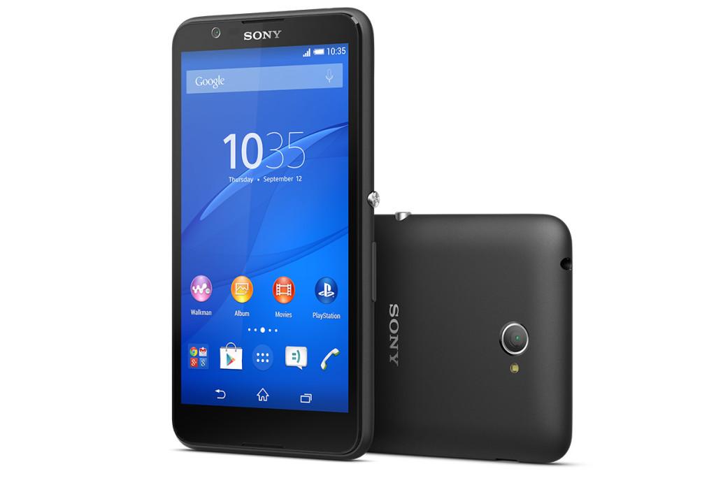 Sony Xperia E4 smartphone