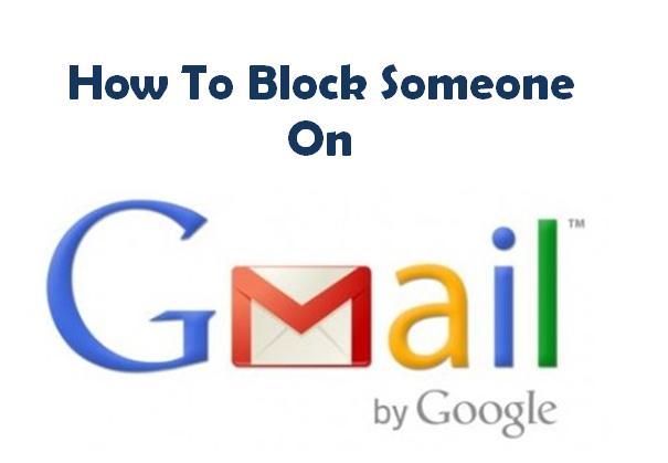 Как заблокировать кого-то в Gmail - 1