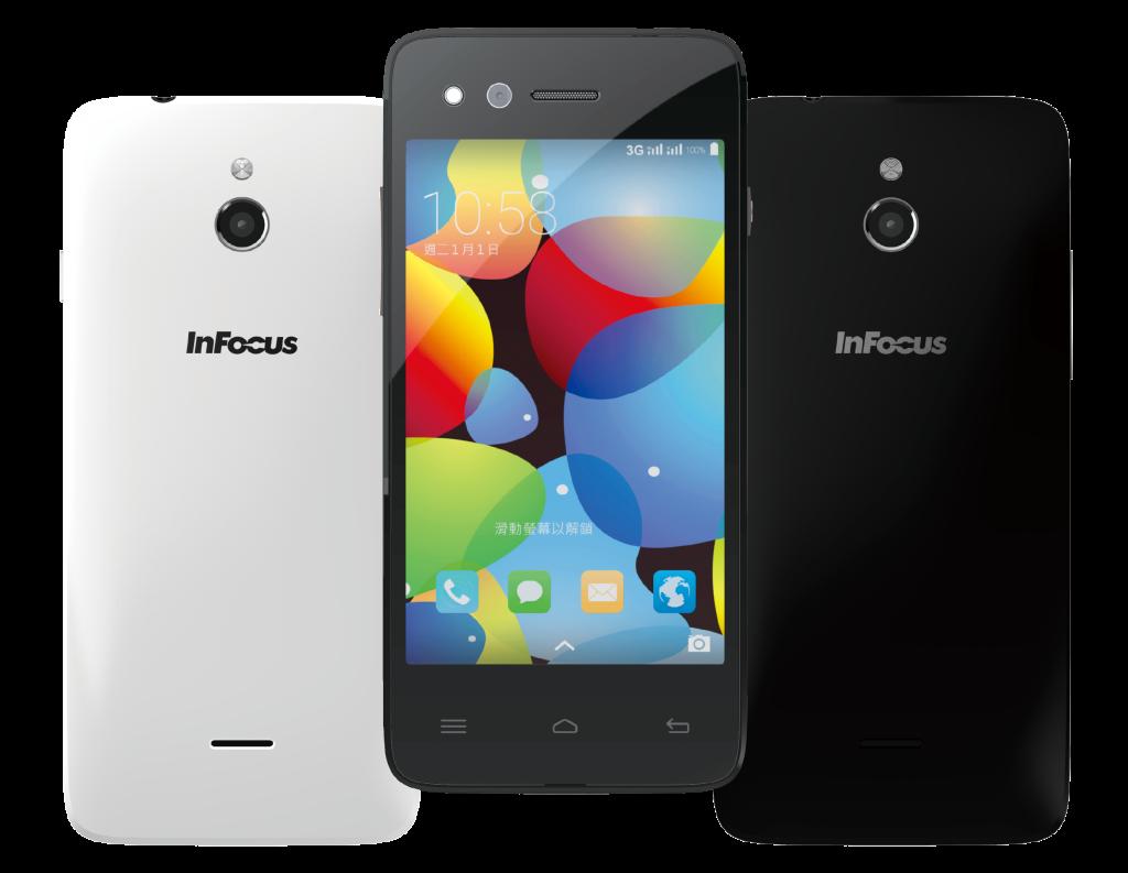 InFocus M2 smartphone