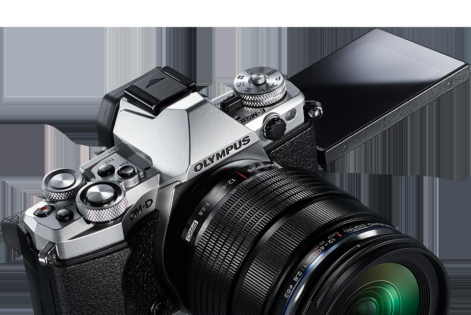 Olympus E-M5 Mark II Mirrorless Camera