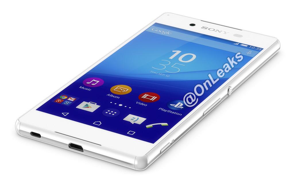 Sony Xperia Z4 smartphone-1