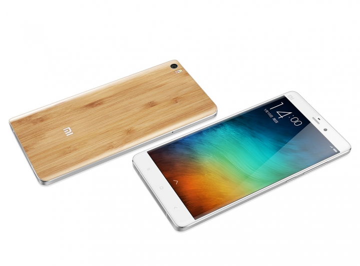 Xiaomi Mi Note Natural Bamboo Edition-1