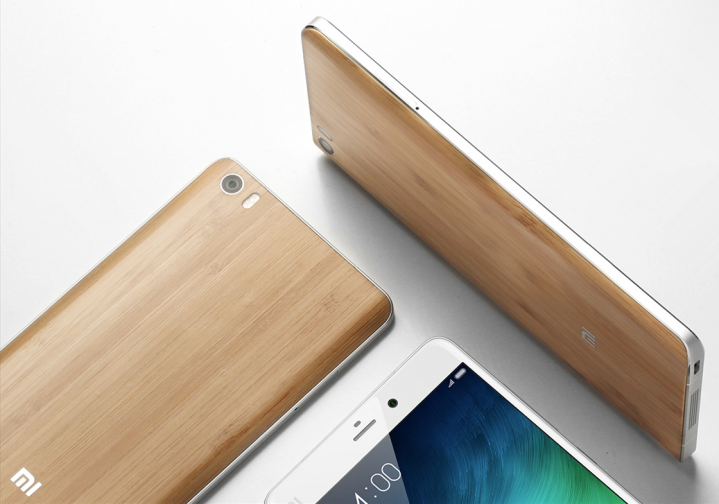 Xiaomi Mi Note Natural Bamboo Edition-2