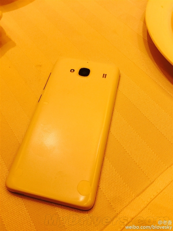 Xiaomi's new affordable smartphone