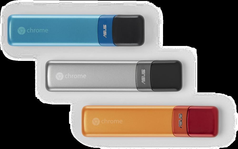Google's Asus Chromebit