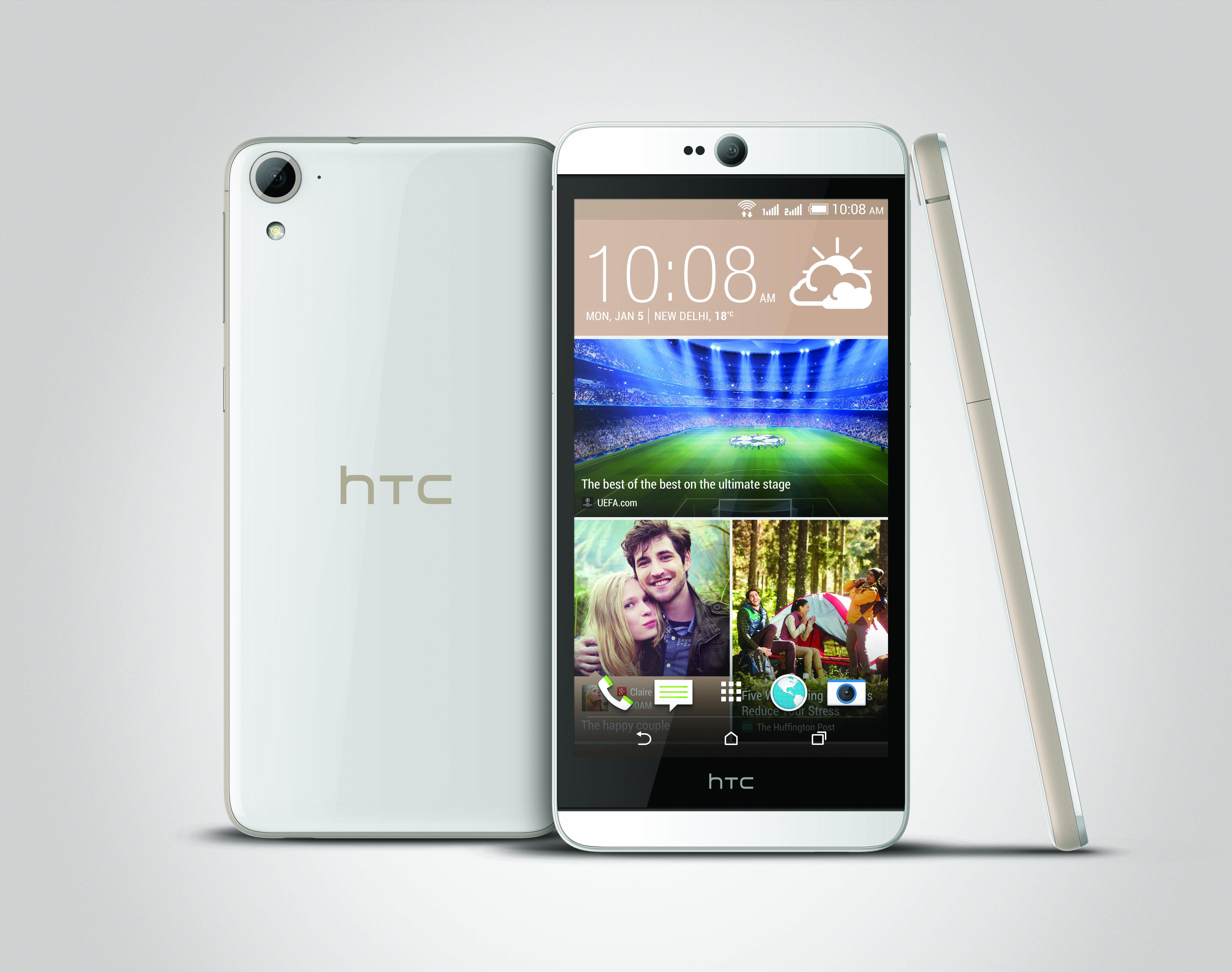 HTC Desire 826_White