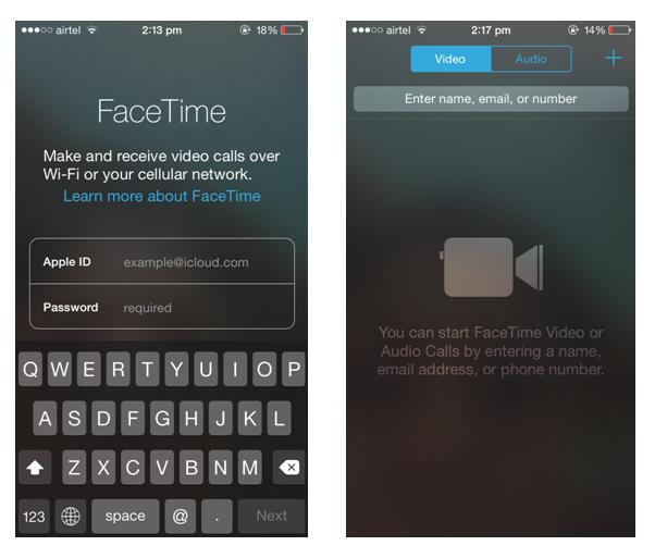 Как настроить FaceTime на iPhone-1