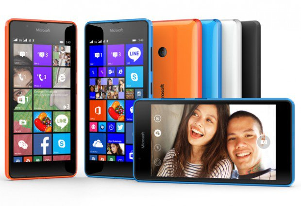 Microsoft Lumia 540 Dual-SIM