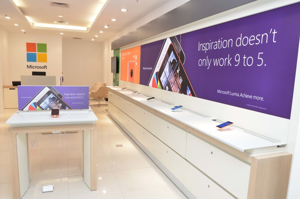 Microsoft Prioroty reseller store
