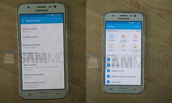 Samsung Galaxy J5 --2