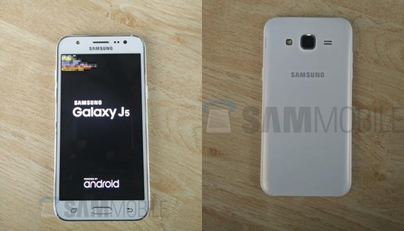 Samsung Galaxy J5 --3