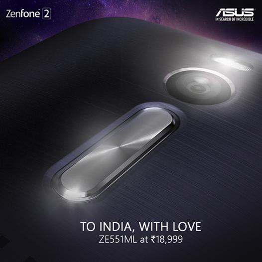 Asus Zenfone 2 with 4GB RAM -2