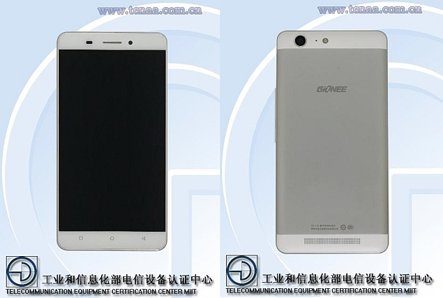 Gionee M5 Dual battery phone