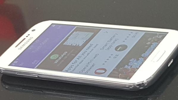 Samsung Z2 Tizen smartphone -3