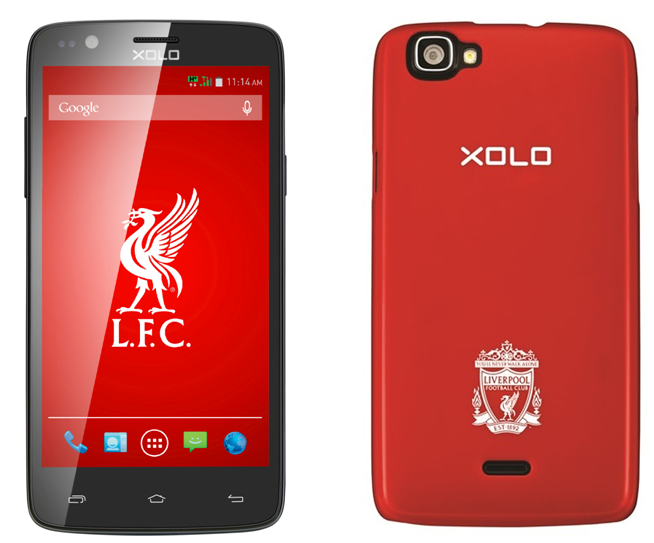 XOLO One Liverpool FC Edition-1