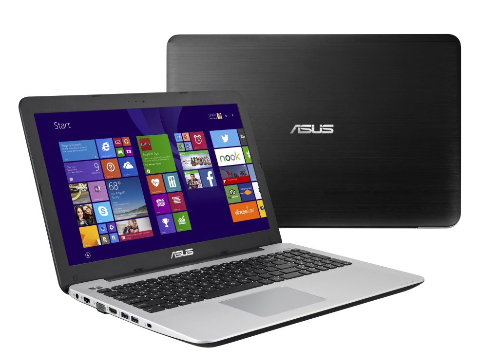 Asus X555 notebooks (2)