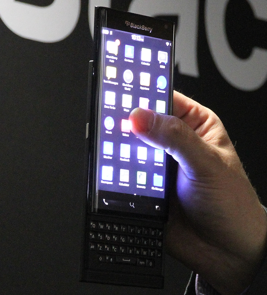 BlackBerry Android based smartphone -2