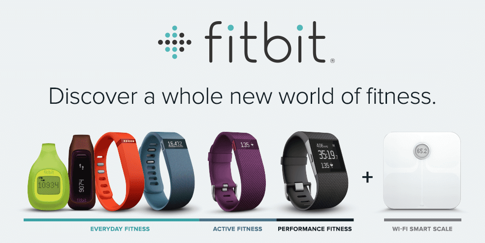 Fitbit products -1