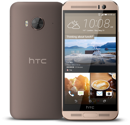 HTC One ME -1