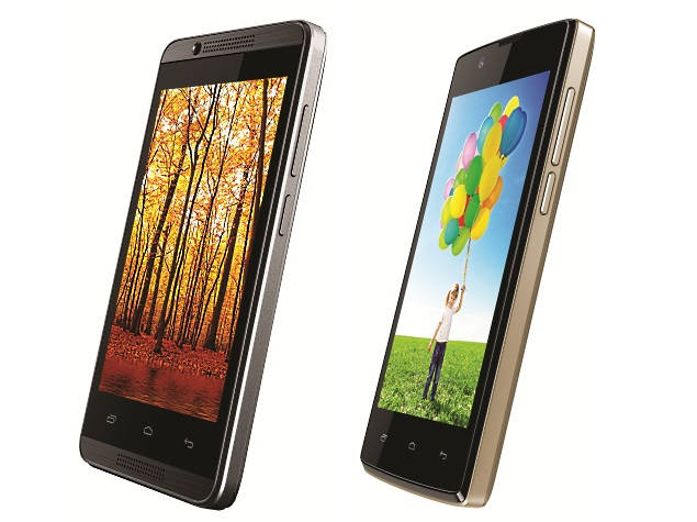 Intex Aqua 3G Pro & Aqua 3G Strong