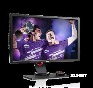 BenQ Gaming Monitors- BenQXL2430T