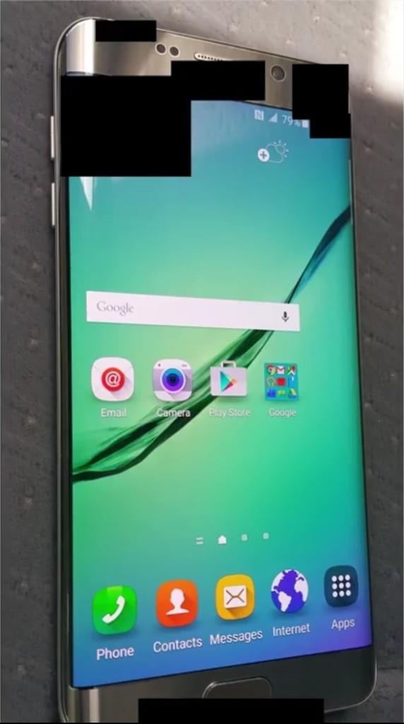 Samsung Galaxy S6 Plus -1