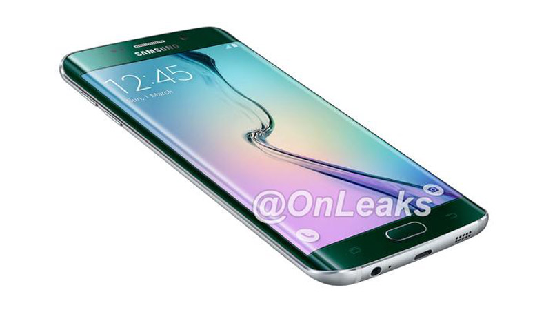 Samsung Galaxy S6 Plus leaked