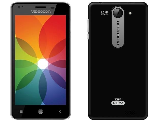 Videocon Infinium Z51 Nova-1