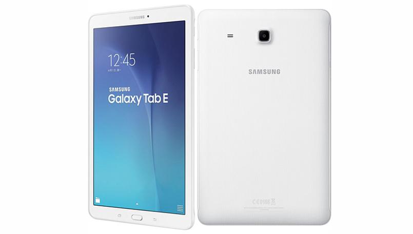 samsung Galaxy Tab E-1