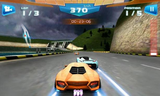 Fast Racing -1