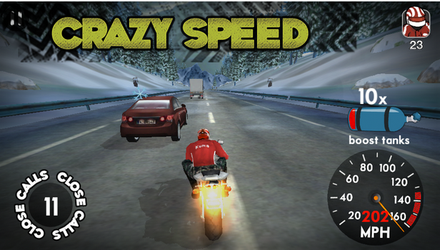 Highway Rider -1