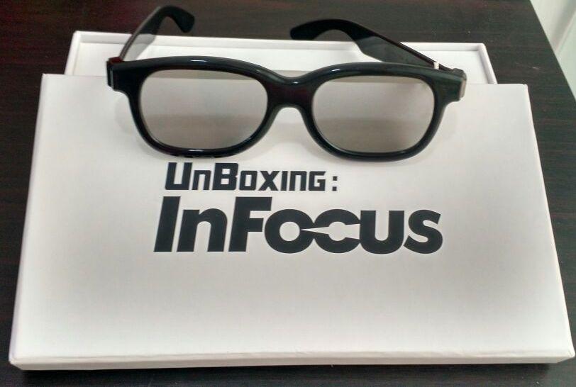 InFocus 3D Device (1)