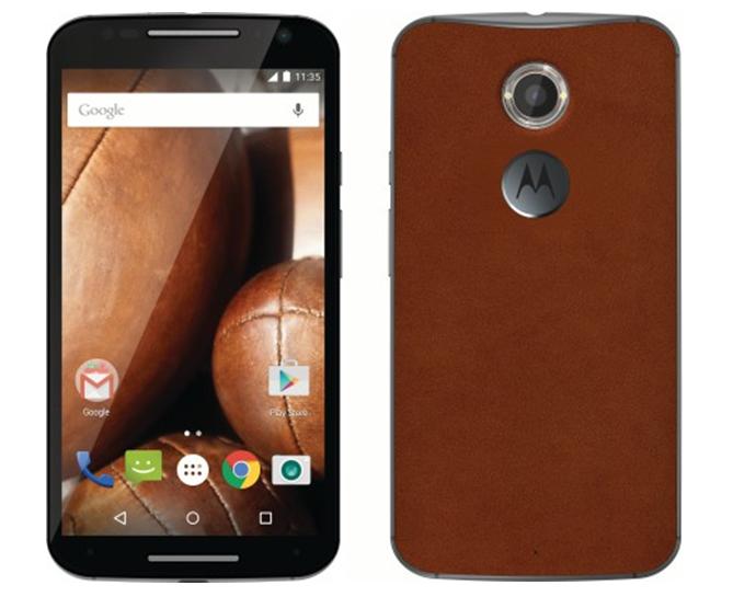 Motorola Moto X 2nd Gen Cognac Variant