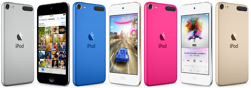 New Apple iPod Touch -1