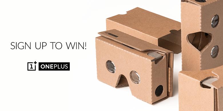 OnePlus cardboard -1