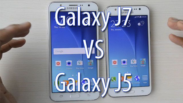 Samsung Galaxy J5 vs Galaxy J7 comparison -3
