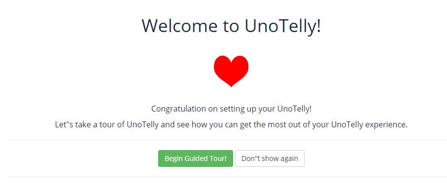 UnoTelly Tutorial