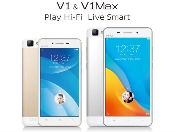 Vivo V1 & V1 Max -1