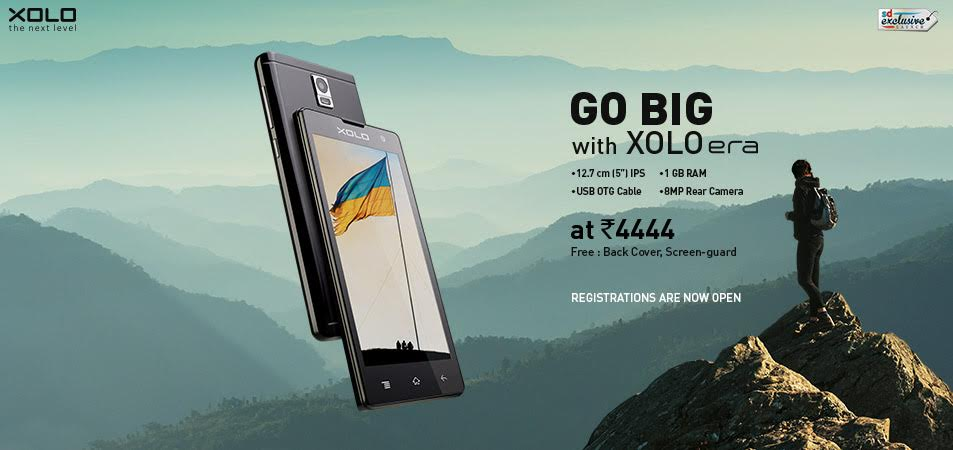 Xolo Era Sale