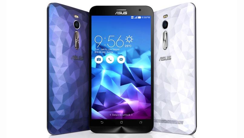 Asus Zenfone 2 Deluxe Special Edition -2